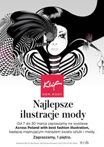 Across Poland with Best Fashion Illustration. Fall 2015 - Spring 2016