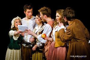 Wyjowisko Spektakl Teatru Pijana Sypialnia W Starej