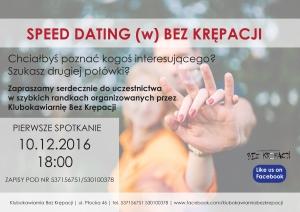 Speed Dating 2016