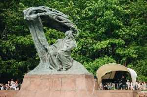 Koncert Chopinowski W łazienkach Królewskich Waw4free