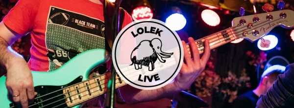 Lolek Live  we Środę - Kwiecień // Lolek Live on Wednesday - April