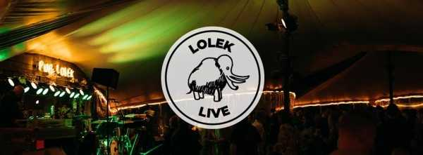 LOLEK LIVE we Czwartek // LOLEK LIVE on Thursday