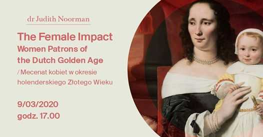 Wykład specjalny | Women Patrons of the Dutch Golden Age