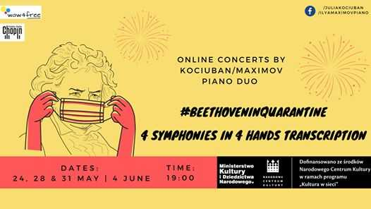 Beethoven w kwarantannie | Beethoven in quarantine