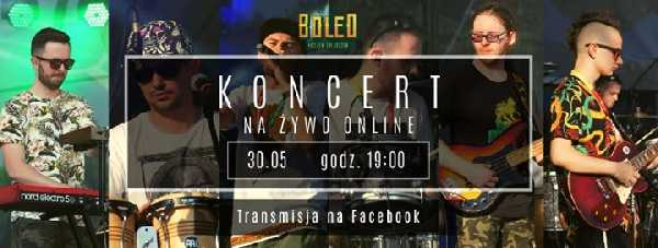 Boleo & Follow The Riddim LIVE - Koncert w sieci
