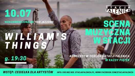 Scena Muzyczna w Stacji: William's Things