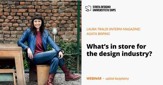 What's in store for the design industry? - webinar