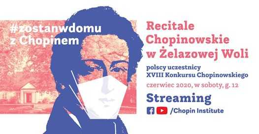 Streaming: Sobotnie Recitale