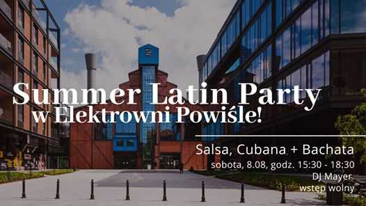 Summer Latin Party