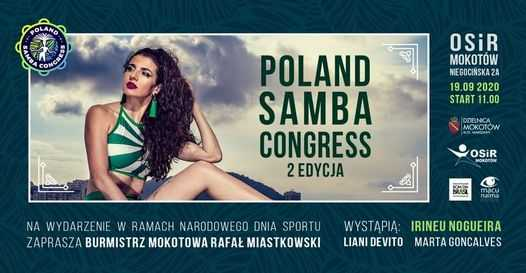 Poland Samba Congress 2020