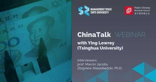 ChinaTalk with Ying Lowrey (Tsinghua University)