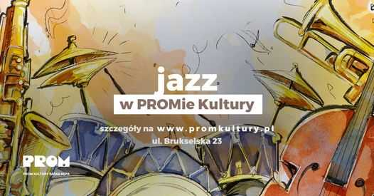 Cały ten Jazz! LIVE! To Muniak With Love