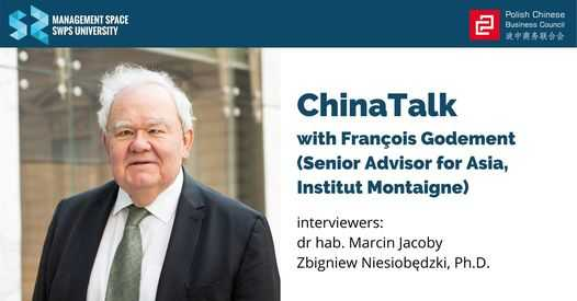 ChinaTalk with François Godement (Institut Montaigne)