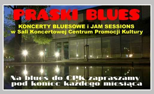 Praski Blues: DŁUTOWSKI PROJECT feat. Lester Kidson