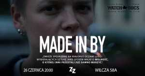 WATCH DOCS na spacerze x Made in BY