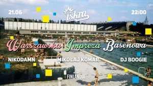 Warszawska Impreza Basenowa (Lista FB FREE)
