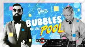 Bubbles by the pool x Bekett vs. Lulu Malina x Martini