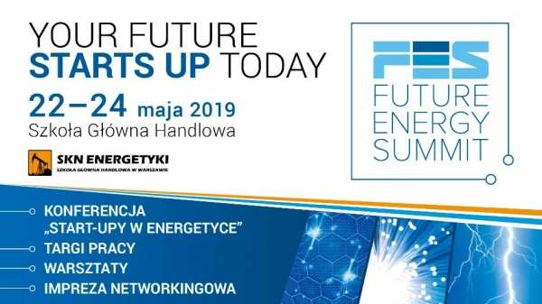 Future Energy Summit 2019 - Start-upy w energetyce