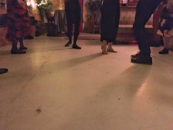 Bluesowy taniec