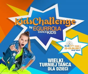 Egurrola Kids Challenge w CH Blue City