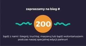 parkrun Warszawa-Żoliborz # 200