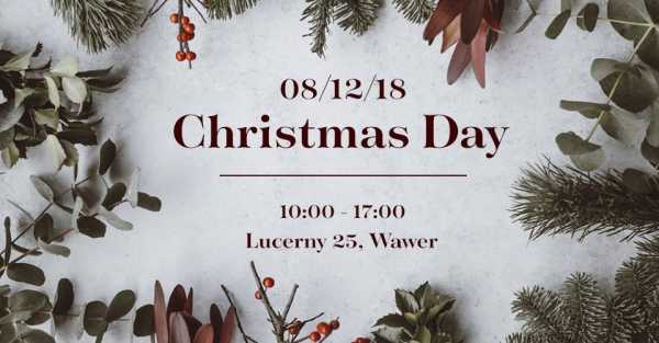 Christmas Day w 9design!