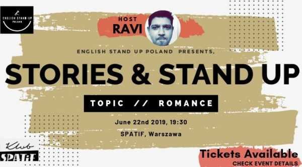 Stories and Stand-up: Romance