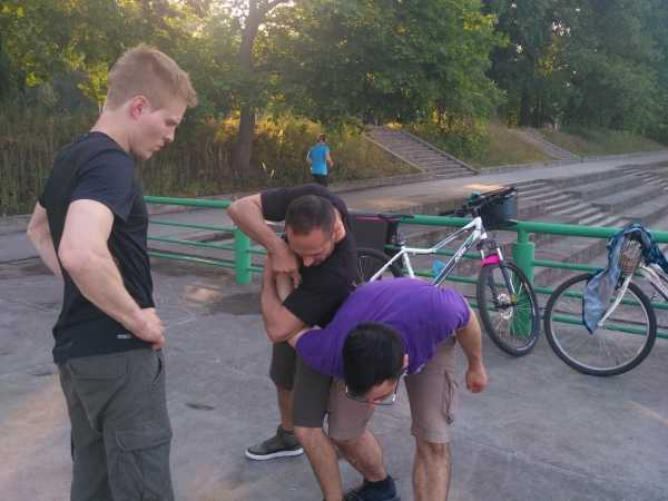 Kurs samoobrony z elementami fitness // Self Defence Outdoor Course