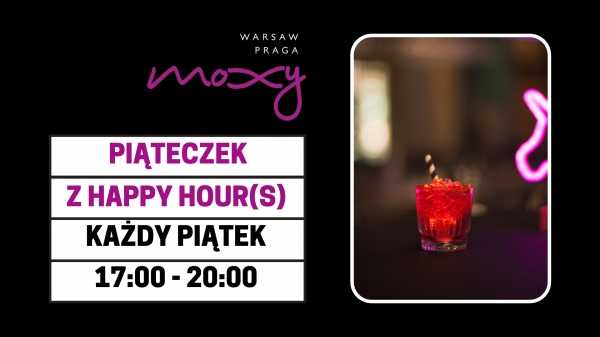 Happy Hour(s) z DJ Robak