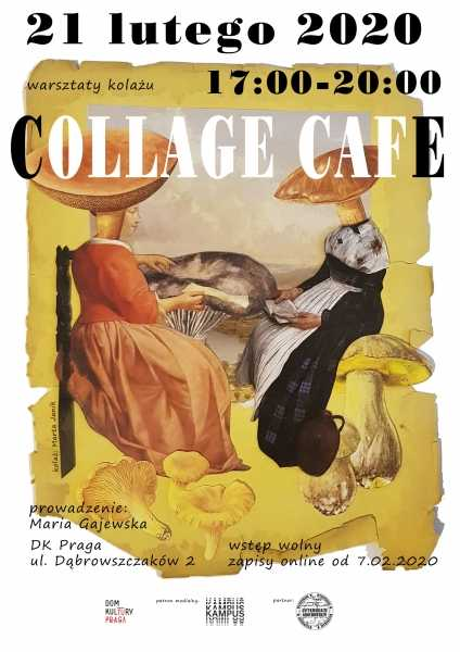 Collage Cafe vol. 2