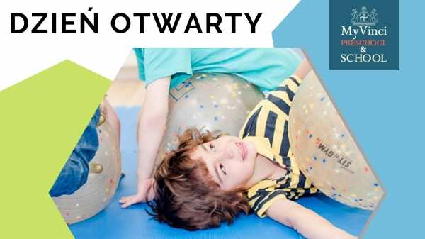 Dzień otwarty online My Vinci Preschool // Open Day Online at My Vinci Preschool
