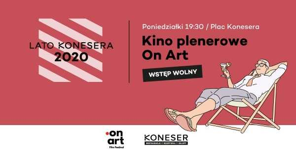 Kino Plenerowe On Art w Koneserze - Pavarotti