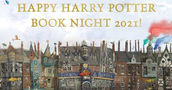 Harry Potter Book Night z Quatromondis