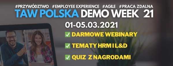 TAW POLSKA DEMO WEEK