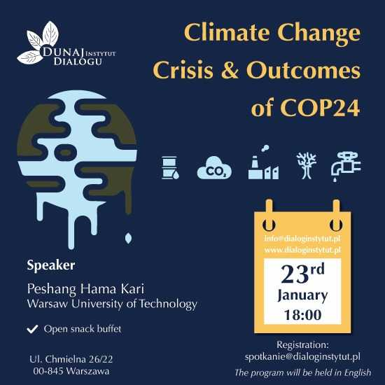 Climate Change Crisis & Outcomes of COP24