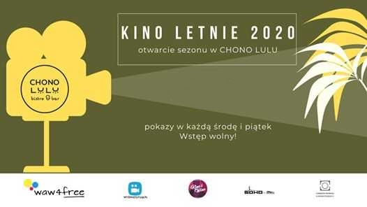 Kino letnie 2020 - Rio, I Love You