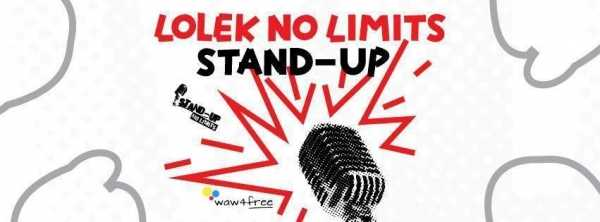 StandUp: LOLEK NO LIMITS
